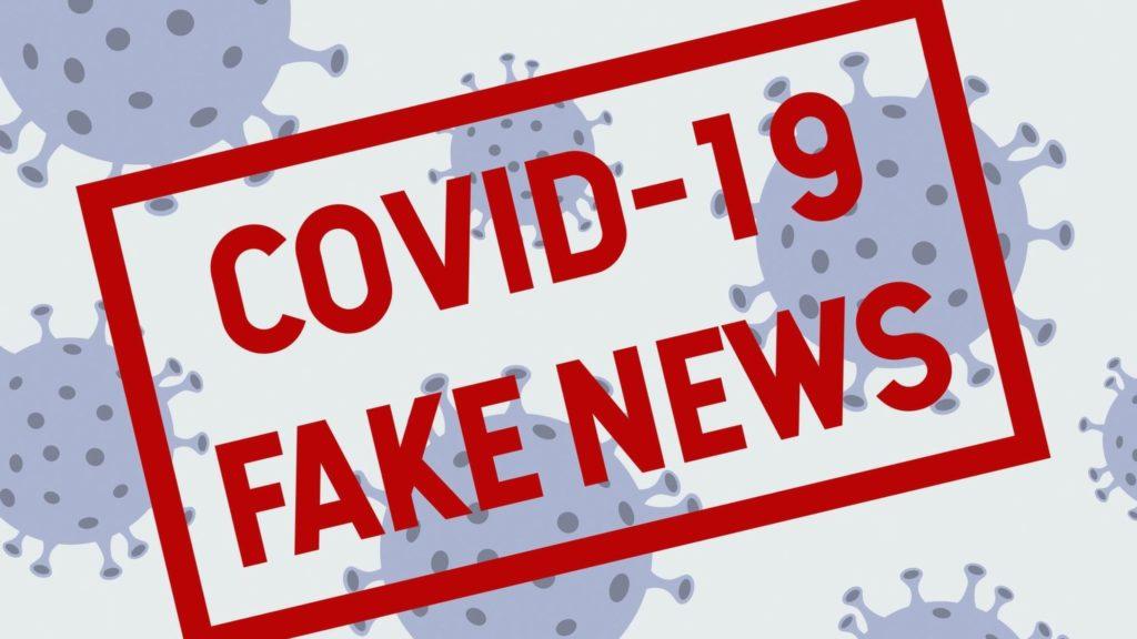 Fake News ข่าวลวง โควิด-19 วนซ้ำกี่รอบ คนก็ไม่เชื่อ