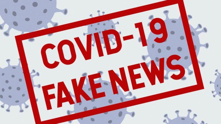 ข่าวปลอมโควิด19